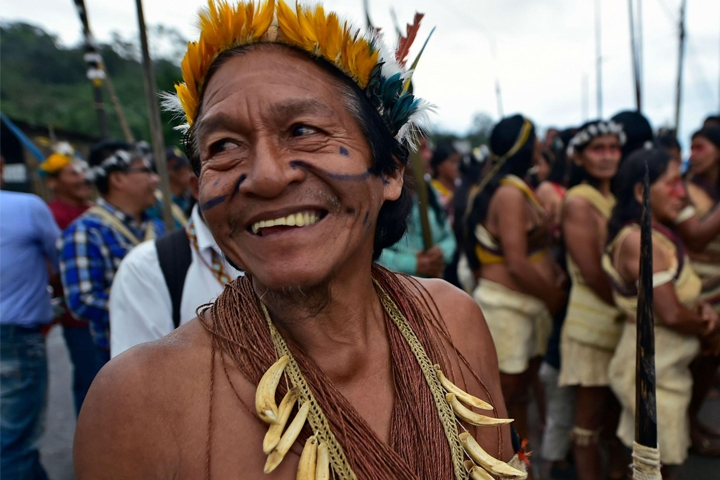 A spirit for the conservation of Amazonia