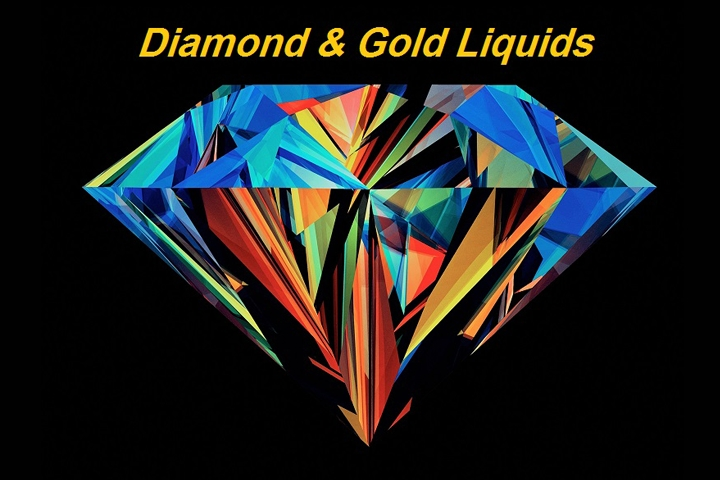 Diamond & Gold Liquids